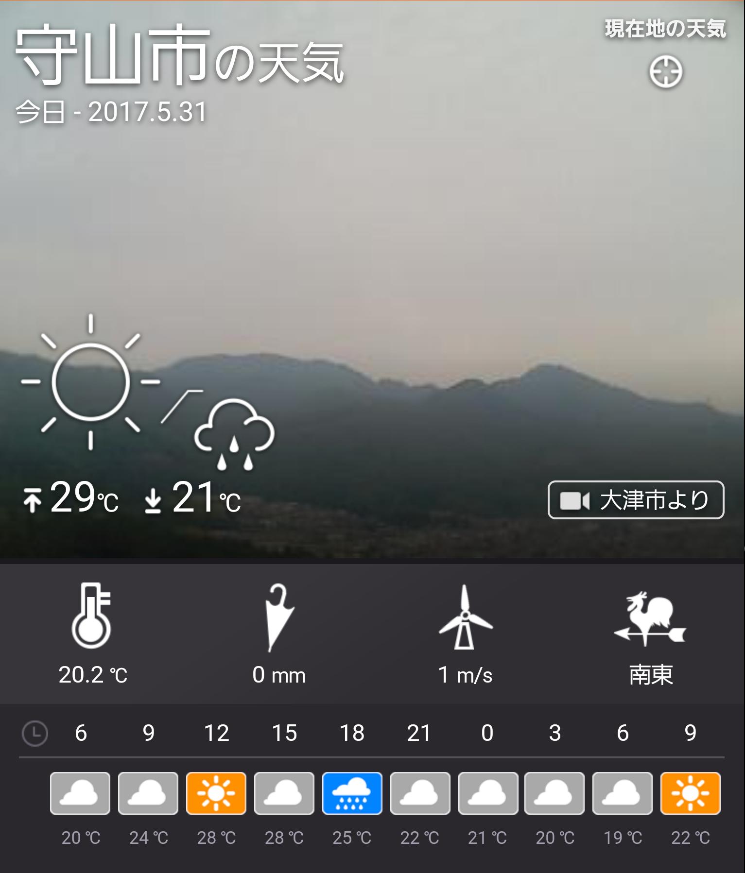 天気 大津 市